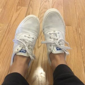 Keds women's white sneakers